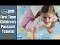 Child passport: Getting your Kids their First Passports