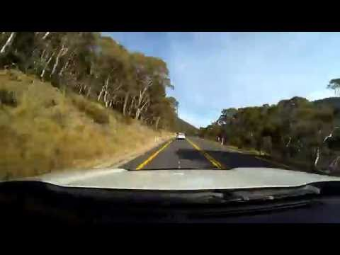 Sydney to Thredbo time lapsed - Thredbo opening  long weekend 2015