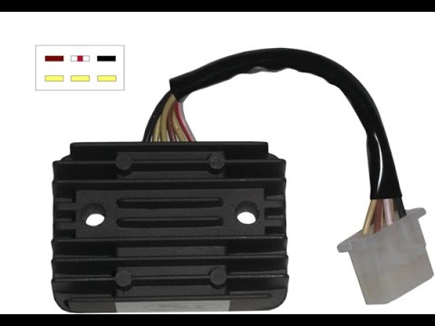 Motorcycle Battery Charging System Explained