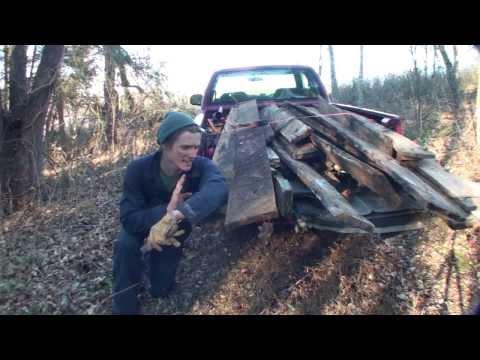 Reclaimed Lumber for Furniture