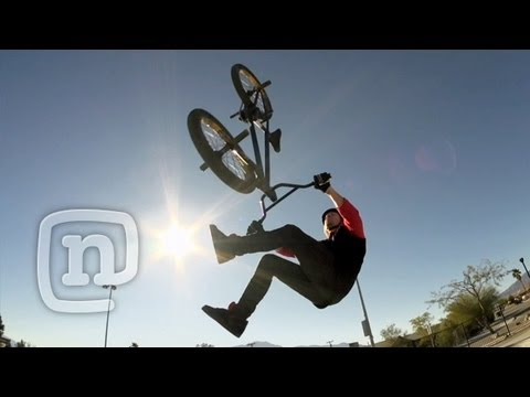 Calling The Shots With Dylan Stark On Crooked World BMX