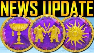 Destiny 2 - NEWS UPDATE! RAID CHALLENGE MODE!