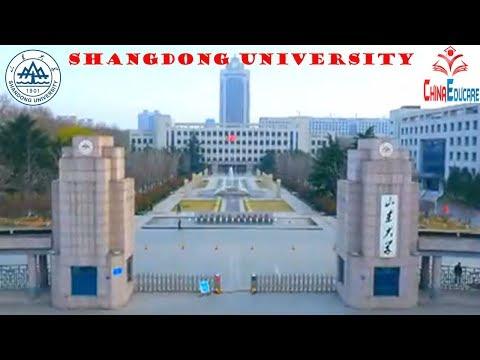 Shandong University of China Study In China From Bangladesh 2018