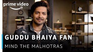 Guddu Bhaiya Fan - Ali Fazal, Cyrus Sahukar, Mini Mathur | Amazon Prime Video