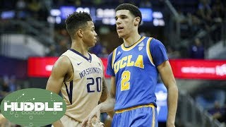 Lonzo Ball or Markelle Fultz the Better Player in 10 Years? Draft Trade Predictions -The Huddle