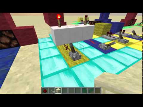 How To: Build an computer in Minecraft #1: Logic-Gates