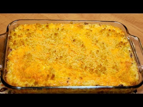 Classic Hash Brown Casserole with Michael's Home Cooking