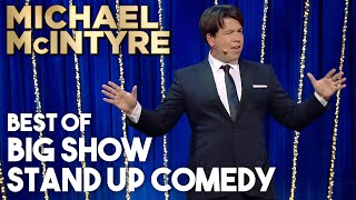 Michael McIntyre | Best of Big Show Stand Up Comedy