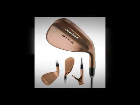 Custom Paint and Finish for Golf Clubs