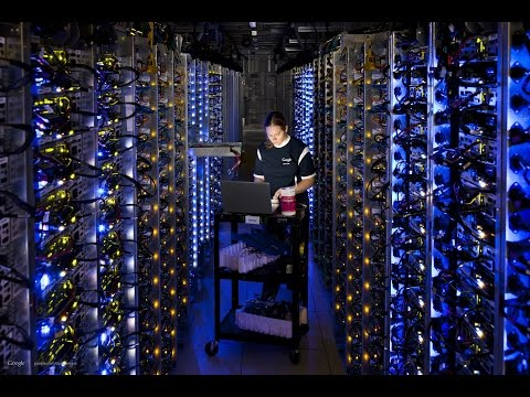 Review Security and Data Protection in a Google Data Center