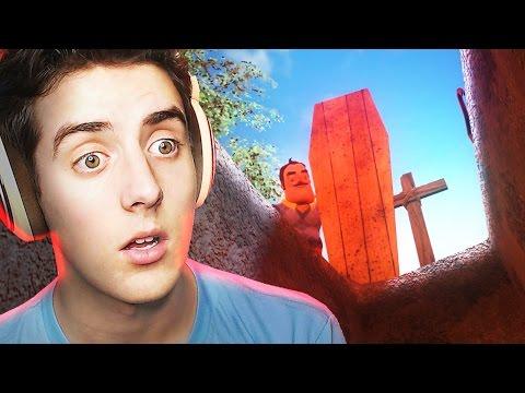 I BEAT THE GAME?! | Hello Neighbor