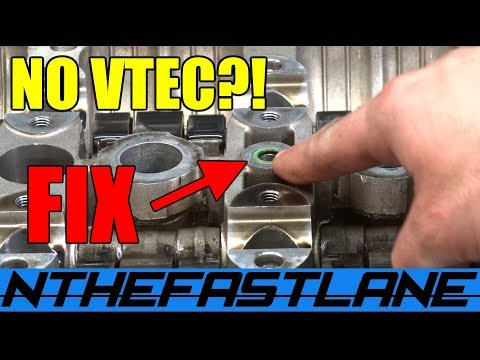 VTEC Not Engaging Properly?!? This Could Be Your