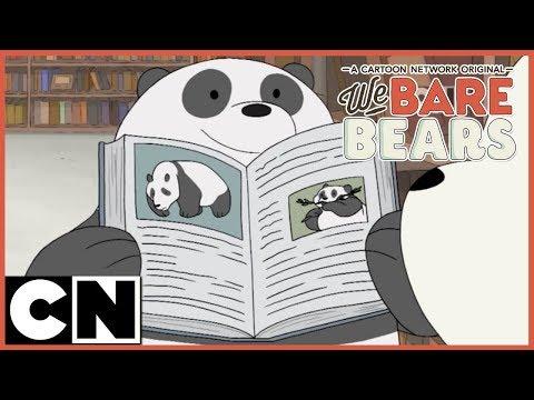 We Bare Bears - Hibernation (Clip 1)
