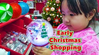 Christmas toys 2017 Early Shopping Fun Adventure for Kids Children and Toddlers
