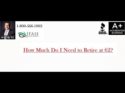 How Much Do I Need to Retire at 62 - How Much Do I Need to Retire at Age 62