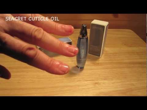 SEACRET NAIL BUFFER - (Demo and Review)   ✅