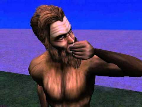 [Sims 2 ALL Monsters] Man's Fire: Witch Genie Bigfoot Plantsim Werewolf Servo Vampire Zombie Alien