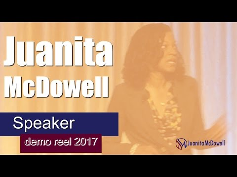 Juanita McDowell - Motivational and Technology Speaker