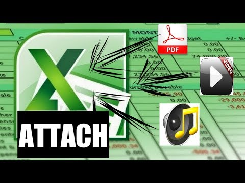 Excel embed pdf into cell - Easy Tips by Cool Trick