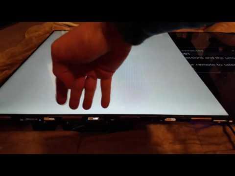 Samsung UN50H6350 LCD TV half image, t-con or panel issues - help appreciated.