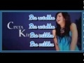 Dia Milikku - Yovie & Nuno with Lyrics (OST Cinta Kirana)