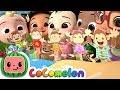 Five Little Monkeys CoCoMelon Nursery Rhymes Kids Songs mp3