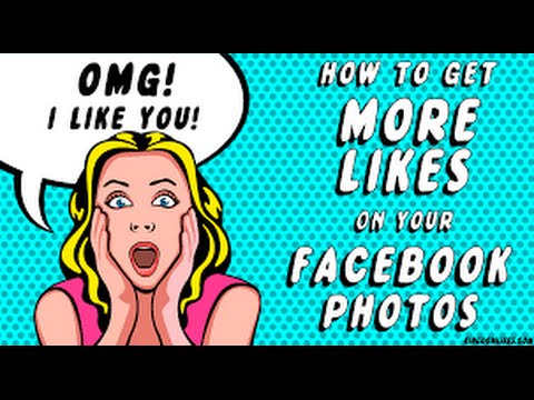 How to get More Likes On Facebook Profile Picture | 100% Work