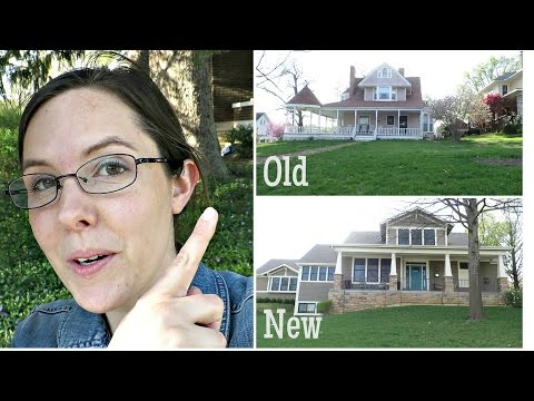 🏚OLD House or 🏠NEW House?!