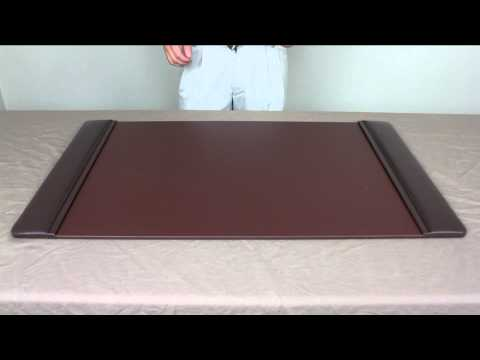 OfficeAccessoriesPlus Leather Desk Pads