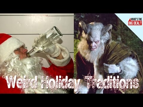 Weird Holiday Traditions: Christmas in Miami