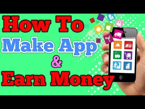 How to Make Android App? Earn Money? Publish on Playstore