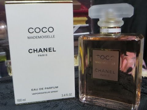 Chanel Unboxing! Coco Mademoiselle | JuliexGlam