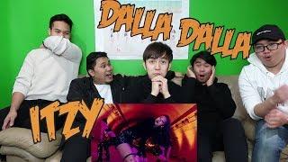 Download ITZY - DALLA DALLA MV REACTION (FUNNY FANBOYS) Video