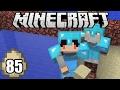 Minecraft Survival Indonesia - Water Temple Penuh Pasir! (85)