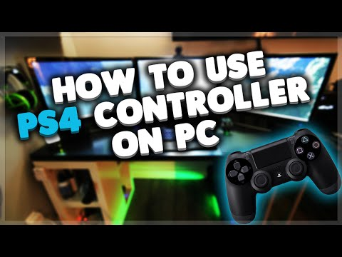 How To Use PS4 Controller on PC (Play PC games with PS4 Controller)