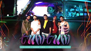 Tum Tum (Official Music Video) - Asim Azhar   Shamoon Ismail   Talha Anjum   Talhah Yunus   Raamis
