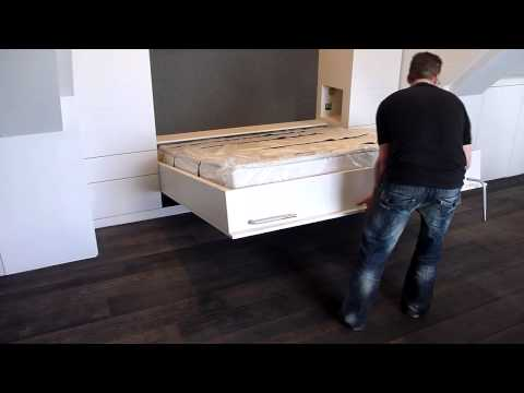 Wall Bed, Super King Size!