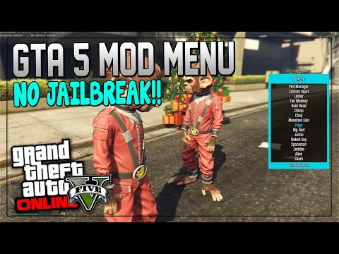 GTA 5 Mods: How to install USB mod menu without jailbreaking! OFW