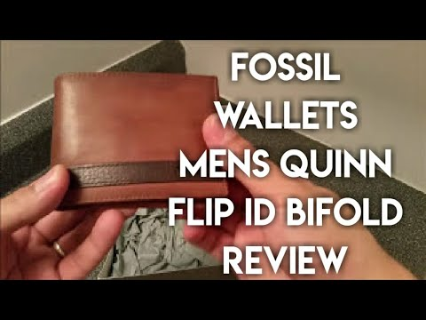 Fossil Wallet for Men - Quick Review | How To