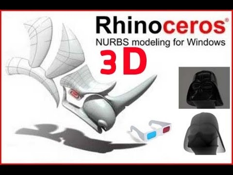 Rhinoceros 5 HowTo create Stereoscopic Images