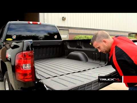 How to Remove a Chevy/GMC Silverado/Sierra Tailgate Cap