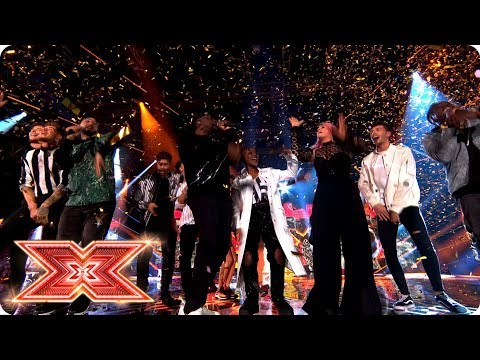 Rak-Su perform their winning song with Wyclef Jean and Naughty Boy! | Final | The X Factor 2017