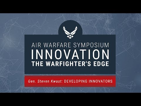 2018 Air Warfare Symposium - Developing Innovators