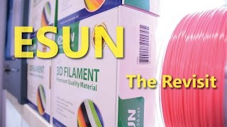 ESun Filament Revisit - Pretty Damn Good! - 2015