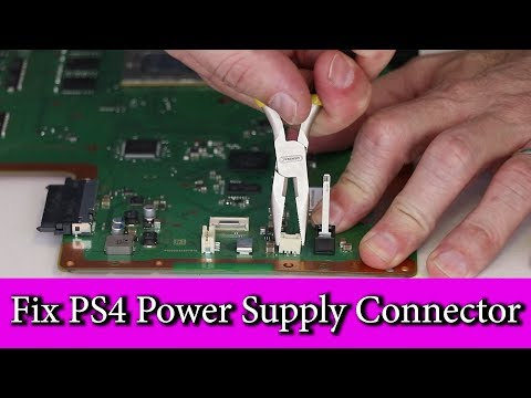 PS4 Power Supply Repair + PS4 Q&A At The End