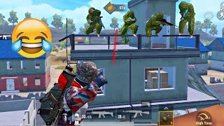 Best Trolling Of Noobs Ever 🤣😂 | PUBG MOBILE FUNNY MOMENTS