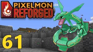 1 hour, 7 minutes) Pixelmon Reforged Gameplay Video