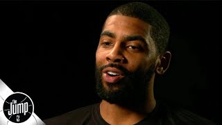 Kyrie Irving exclusive interview on Celtics