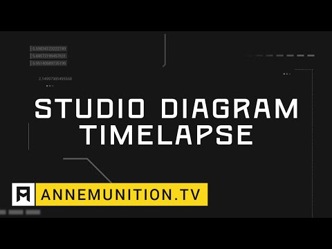 Studio Diagram Timelapse