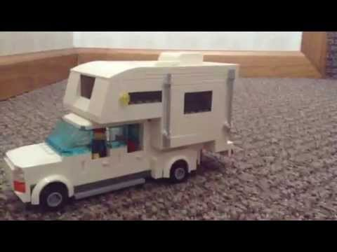 Lego truck camper (MOC)